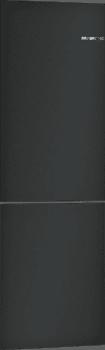 Bosch KSZ1BVZ00 Clip door, Negro mate | Serie 4