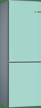 Frigorífico Combi KVN39IT3A Puerta personalizable Azul Pastel 203 x 60 cm No Frost A++   Serie 4