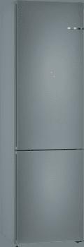 Frigorífico Combi KVN39IG3C Puerta personalizable Gris antracita 203 x 60 cm No Frost A++   Serie 4
