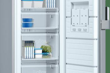 Congelador Vertical Balay 3GFF563ME 1P Acero mate antihuellas de 186 x 60 cm No Frost Clase F | Nuevo 2021 - 4