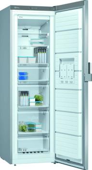 Congelador Vertical Balay 3GFF563XE 1P Acero Inoxidable antihuellas de 186 x 60 cm No-Frost Clase F | Nuevo 2021 - 2
