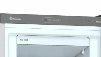 Congelador Vertical Balay 3GFF563XE 1P Acero Inoxidable antihuellas de 186 x 60 cm No-Frost Clase F | Nuevo 2021 - 3