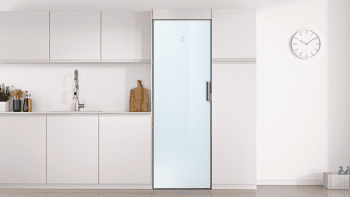Frigorífico Vertical Balay 3FCE568WE 1P Blanco de 186 x 60 cm Cajón ExtraFresh Iluminación LED Clase A++ | Nuevo 2021 - 2