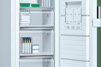 Congelador Vertical Balay 3GFF568WE 1P Blanco de 186 x 60 cm Big Box DirectAccess No-Frost Clase A++ | Nuevo 2021 - 2