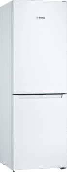 Frigorífico Combi Bosch KGN33NW3A Libre Blanco de 176 x 60 cm Apertura Derecha Reversible No Frost Clase A++ - 1