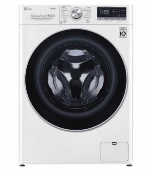 Lavadora LG F4WV709P1 Blanca Libre de 9 kg a 1400 rpm con función Vapor y conexión WiFi Clase A+++ -40%
