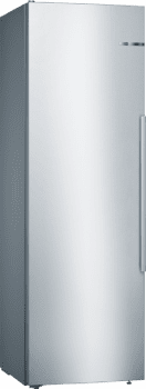 Frigorífico 1P Bosch KSV36AIEP Cíclico Libre Acero antihuellas de 186 x 60 cm 346 L VitaFresh Plus  Clase A++