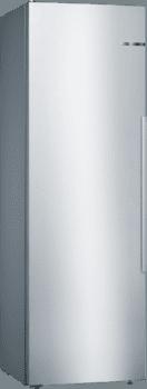Frigorífico 1P Bosch KSF36PIDP Cíclico Acero Inoxidable Antihuellas 186x60cm 300L Cajón VitaFresh Pro A++