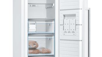 Congelador Vertical Bosch GSN36AWEP Blanco No Frost 242L 186x60cm A++ - 5