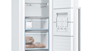 Congelador Vertical Bosch GSN36AWEP Blanco No Frost 242L 186x60cm Clase E - 5