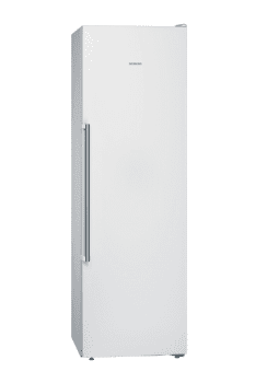 Congelador Vertical Siemens GS36NAWEP 1P Blano de 186 x 60 cm 242 L No Frost | Dispensador de hielo iceTwister | Clase A++ | iQ500