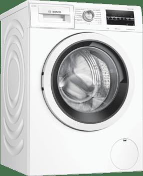 Lavadora Bosch WAU28S40ES Blanca de 8 kg a 1400 rpm | Autodosificación i-DOS, EcoSilence | Motor EcoSilence Clase A+++