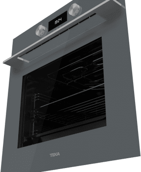 Horno Teka HLB 8400 P Pirolítico en Cristal Gris con Calentamiento rápido | Clase A+ - 6