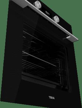 Horno Teka HLB 8400 P Pirolítico en Cristal Negro con Calentamiento rápido   Clase A+ - 5