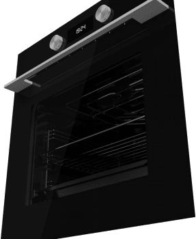 Horno Teka HLB 8400 P Pirolítico en Cristal Negro con Calentamiento rápido   Clase A+ - 6