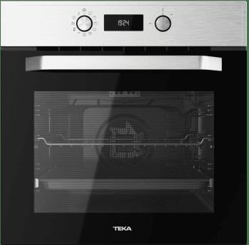Horno Teka HCB 6535 P Pirolítico inoxidable de 60 cm con 8 funciones de cocinado a 5 alturas Clase A+
