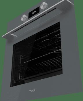 Horno Teka HLB 8400 en Cristal Gris de 60 cm 70L con 9 funciones de cocción a 5 alturas Clase A+ - 5
