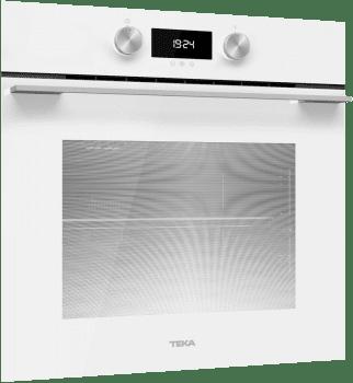Horno Teka HLB 8400 de 60 cm en Cristal Blanco A+ con 9 funciones de cocción a 5 alturas - 2