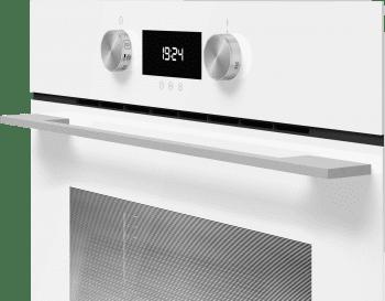 Horno Teka HLB 8400 de 60 cm en Cristal Blanco A+ con 9 funciones de cocción a 5 alturas - 3