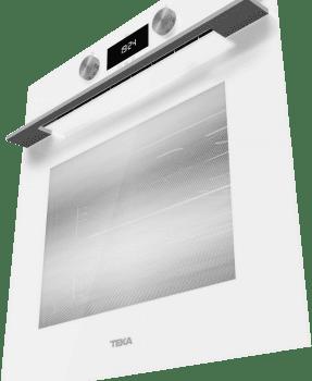 Horno Teka HLB 8400 de 60 cm en Cristal Blanco A+ con 9 funciones de cocción a 5 alturas - 5