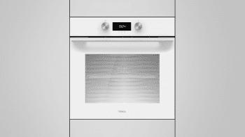 Horno Teka HLB 8400 de 60 cm en Cristal Blanco A+ con 9 funciones de cocción a 5 alturas - 7