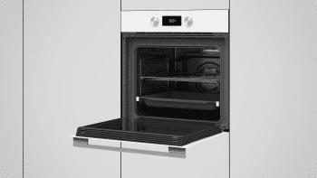 Horno Teka HLB 8400 de 60 cm en Cristal Blanco A+ con 9 funciones de cocción a 5 alturas - 9
