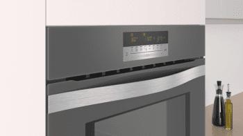 Horno Balay 3CW5179A0 Compacto de 45 cm en Gris Antracita con Microondas | Programa Autochef 15 recetas - 3