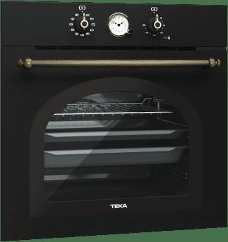 Horno Teka HRB 6300 AT de 60 cm A Diseño Rústico Antracita con 9 funciones de cocción a 5 alturas - 2