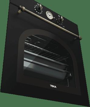 Horno Teka HRB 6300 AT de 60 cm A Diseño Rústico Antracita con 9 funciones de cocción a 5 alturas - 3