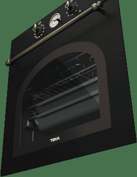 Horno Teka HRB 6300 AT de 60 cm A Diseño Rústico Antracita con 9 funciones de cocción a 5 alturas - 4