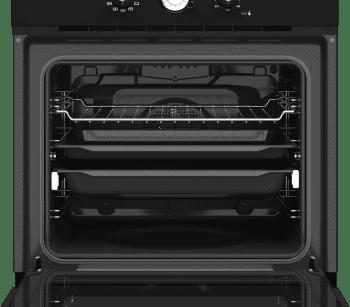 Horno Teka HRB 6300 AT de 60 cm A Diseño Rústico Antracita con 9 funciones de cocción a 5 alturas - 5