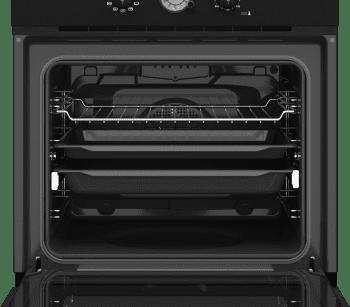 Horno Teka HRB 6300 AT de 60 cm A Diseño Rústico Antracita con 9 funciones de cocción a 5 alturas - 7