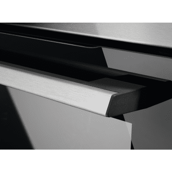 Horno Compacto 45cm Electrolux EVE8P21X Cristal Negro | Pirolítico | Asistente Cocción | Diseño y Sofistiación | A+ - 2