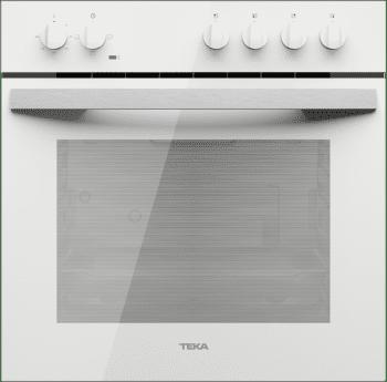 Horno Polivalente Convencional Teka HBE 490 ME de 60 cm Blanco - 1