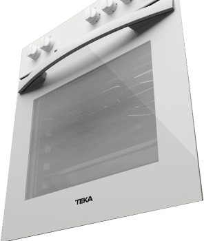 Horno Polivalente Convencional Teka HBE 490 ME de 60 cm Blanco - 4