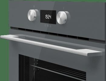 Horno Compacto Teka HLC 8400 Multifunción en Cristal Gris con SurroundTemp, Hydroclean Clase A+ - 3