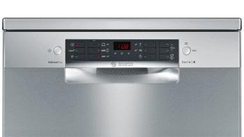 Lavavajillas Bosch SMS46HI04E Inox de 60 cm con 12 servicios   GlassProtect, Extra Secado   Motor EcoSilence Clase A++ - 3