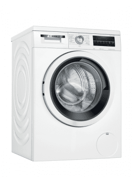 Lavadora Bosch WUU28T71ES Blanca de 9Kg a 1400 rpm | Motor EcoSilence | A+++ -30% | Serie 6