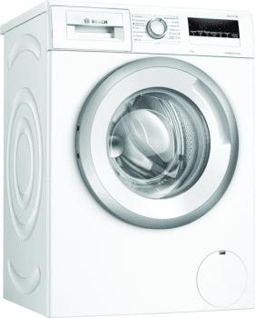 Lavadora Bosch WAN24265ES Blanca de 8Kg a 1200 rpm | Motor EcoSilence | A+++ -10% | Serie 4