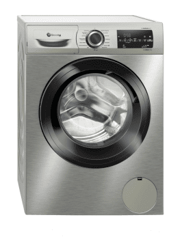 Lavadora Balay 3TS993XD Inox antihuellas de 9 kg 1200 rpm | AutoDosificación | Inverter A+++ -30%