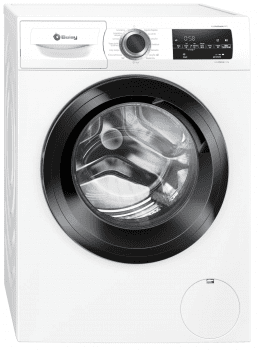 Lavadora Balay 3TS993BD Blanca de 9 kg 1200 rpm | AutoDosificación | Inverter A+++ -30%