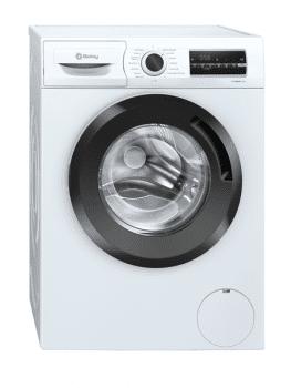 Lavadora Balay 3TS973BE Blanca de 8 kg 1200 rpm | Pausa + Carga| Inverter A+++ -10%