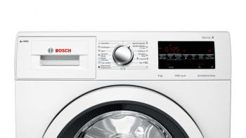 Lavadora Bosch WAU24S42ES Blanca de 9Kg a 1200 rpm | Programa Automático y Autodosificación i-DOS | A+++ -30% | Serie 6 - 4