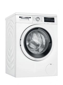 Lavadora Bosch WUU24T71ES Blanca de 9Kg a 1200 rpm | Pausa + carga | Motor EcoSilence A+++ -30% | Serie 6