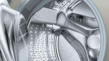 Lavadora Bosch WUU28T6XES Inox de 8Kg a 1400 rpm | Pausa + carga | Motor EcoSilence A+++ -30% | Serie 6 - 3