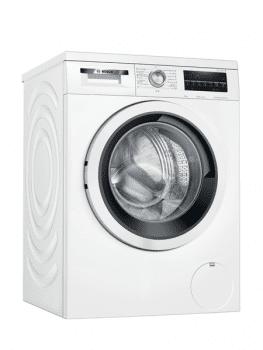 Lavadora Bosch WUU28T60ES Blanca de 8Kg a 1400 rpm | Pausa + carga | Motor EcoSilence A+++ -30% | Serie 6