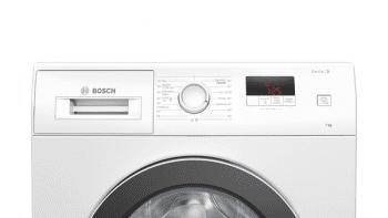 Lavadora Bosch WAJ20061ES Blanco de 7Kg a 1000 rpm | Pausa + carga | Motor EcoSilence A+++ -10% | Serie 2 - 2