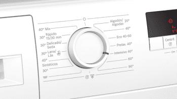 Lavadora Bosch WAJ20061ES Blanco de 7Kg a 1000 rpm | Pausa + carga | Motor EcoSilence A+++ -10% | Serie 2 - 3