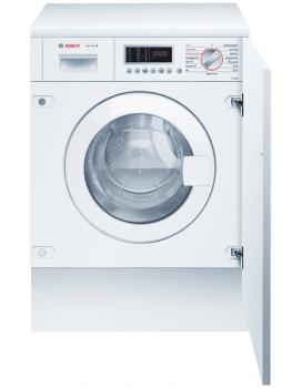 LavaSecadora Bosch WKD28542ES Integrable de 7Kg en lavado y 4Kg en secado, a 1400 rpm | Clase B | Serie 6