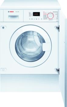LavaSecadora Bosch WKD24362ES Integrable de 7Kg en lavado y 4Kg en secado, a 1200 rpm | Clase B | Serie 4